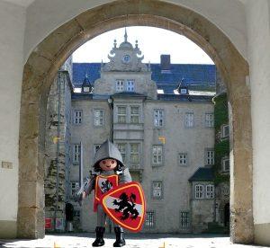 Schlosshof Ritter