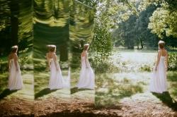 Braut Spiegelungen